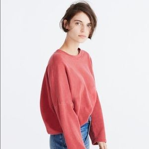 Madewell River & Thread Vintage Sweatshirt XS